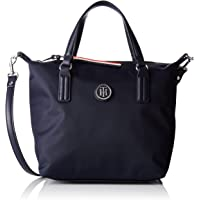 - Tommy Hilfiger Poppy Small Tote- Bolso totes para Mujer- 23x15x22 cm (W x H x L)